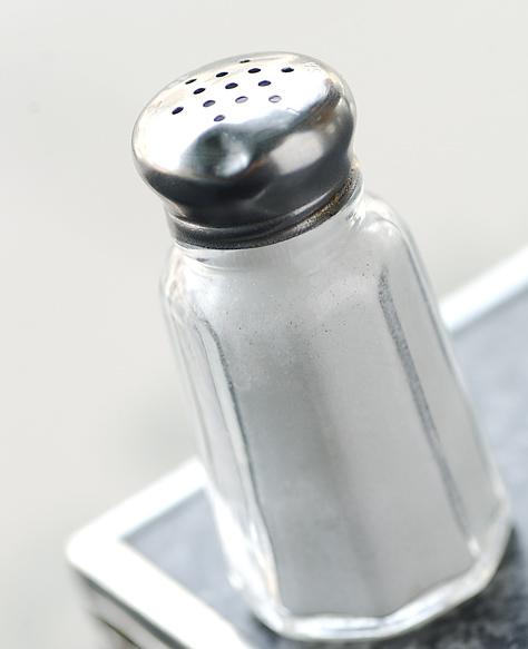 Mo 19 salt shaker