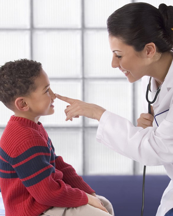 Mo 31 boy doctor
