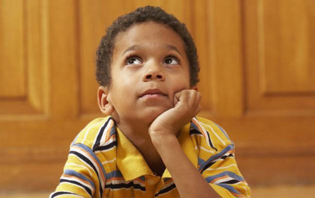 Mo 33 boy imagining