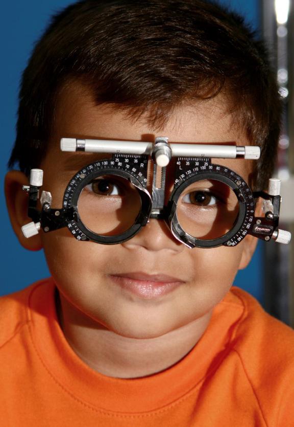 Mo 33 vision check